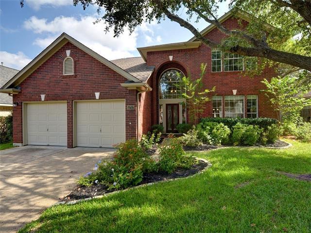 5712 Trelawney Ln, Austin, TX 78739 (#9094888) :: Forte Properties