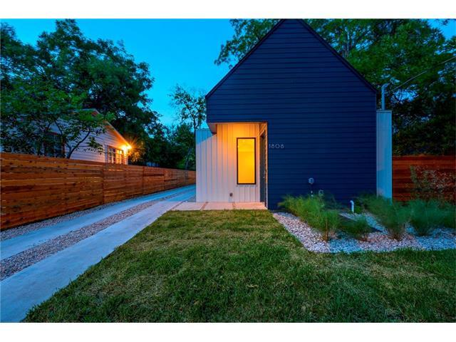 1808 Ford St, Austin, TX 78704 (#9095451) :: The ZinaSells Group