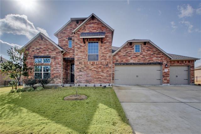 2921 Winding Shore Ln, Pflugerville, TX 78660 (#9103879) :: Austin International Group LLC