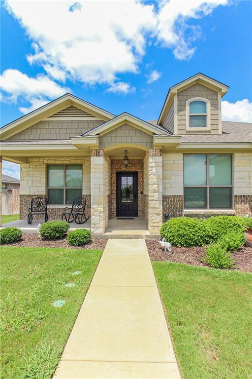304 Jake Dr, Jarrell, TX 76537 (#9116068) :: The Heyl Group at Keller Williams