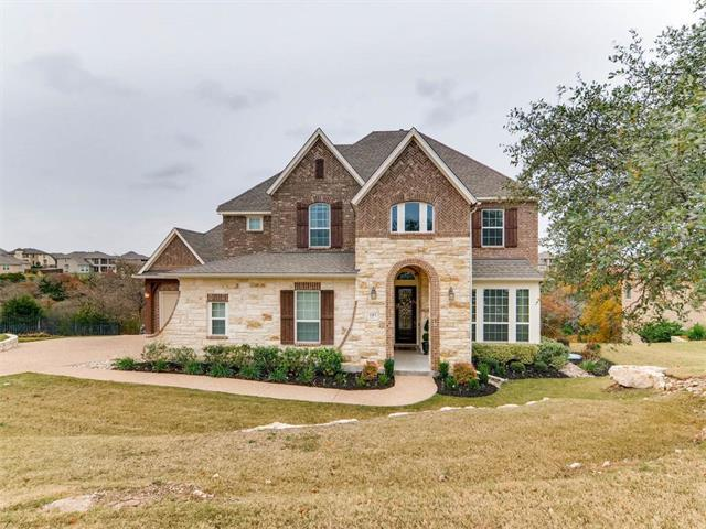 2412 First Vw, Leander, TX 78641 (#9131230) :: RE/MAX Capital City