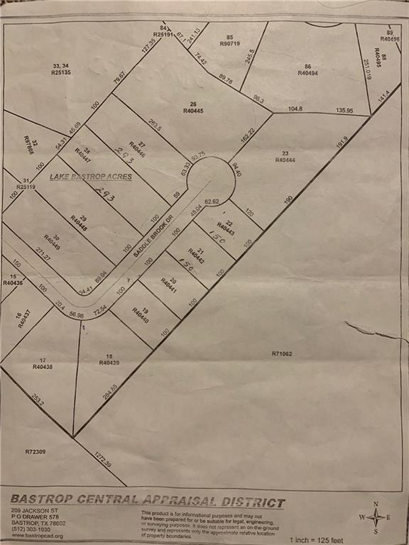 Saddle Brook Dr. Tbd, Bastrop, TX 78602 (#9134342) :: Zina & Co. Real Estate