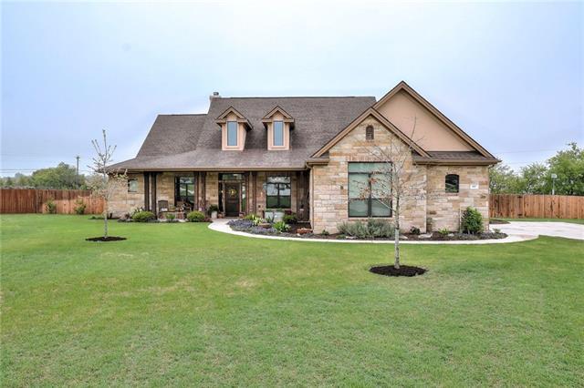 100 Sarahs Ln, Liberty Hill, TX 78642 (#9144060) :: Forte Properties