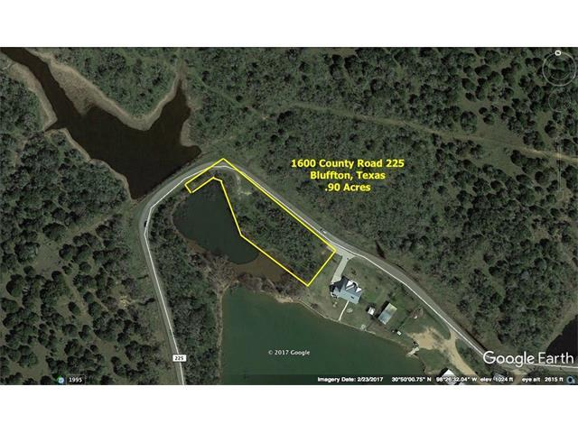 1600 County Road 225, Bluffton, TX 78607 (#9153056) :: Forte Properties