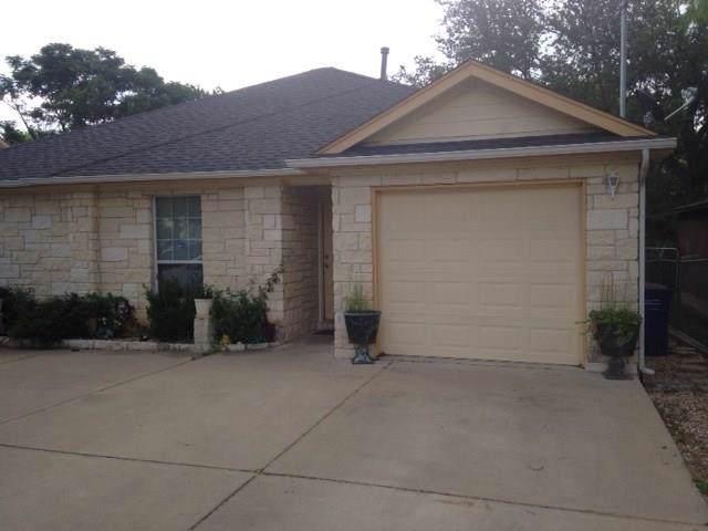 7409 W Blessing Ave, Austin, TX 78752 (#9166152) :: Papasan Real Estate Team @ Keller Williams Realty
