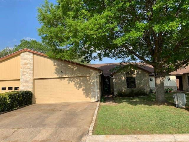 24 Fairway Ln, Meadowlakes, TX 78654 (#9181401) :: The Perry Henderson Group at Berkshire Hathaway Texas Realty