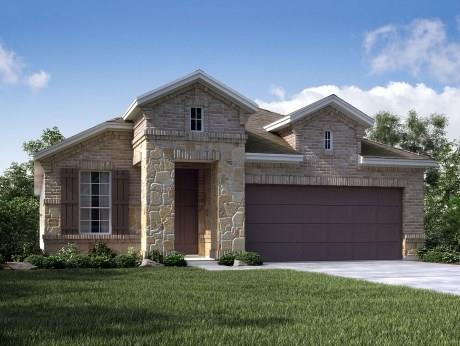 705 Gabrielle Anne Dr, Leander, TX 78641 (#9203250) :: The Gregory Group