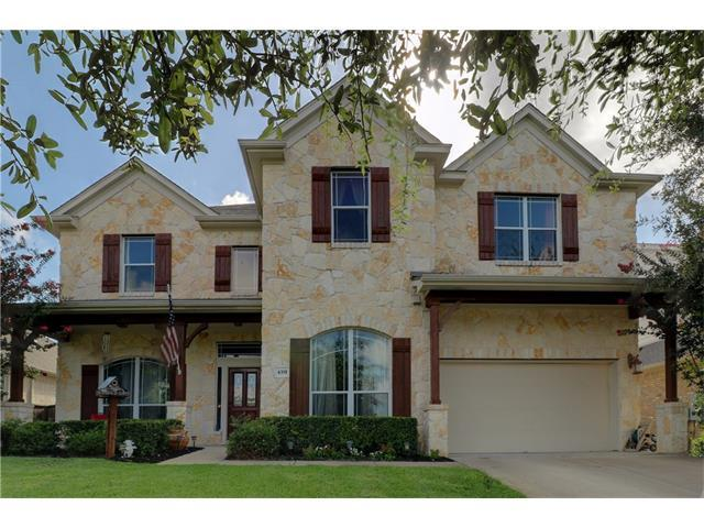 4391 Green Tree Dr, Round Rock, TX 78665 (#9208773) :: Forte Properties