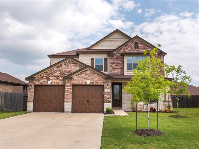 908 Lily Pad, Leander, TX 78641 (#9241973) :: TexHomes Realty
