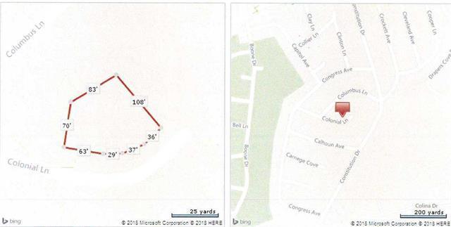 20004 Colonial Ln, Lago Vista, TX 78645 (#9243788) :: Forte Properties