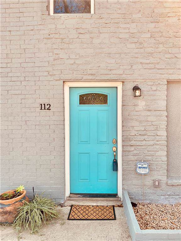 6211 Manor Rd #112, Austin, TX 78723 (#9325239) :: The Heyl Group at Keller Williams