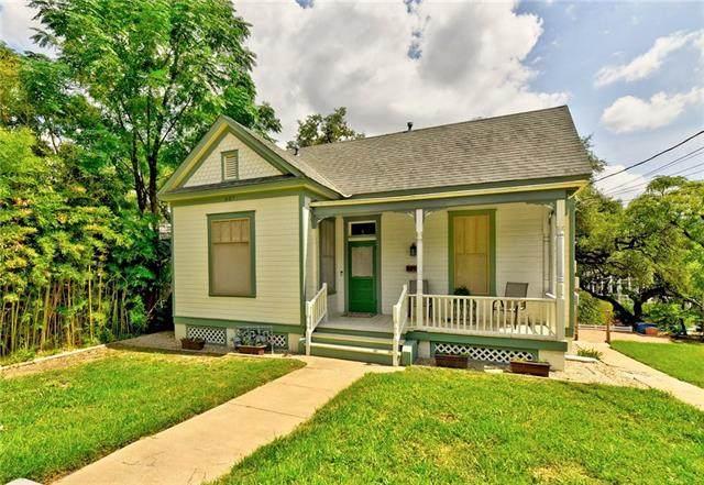 807 Baylor St, Austin, TX 78703 (MLS #9328328) :: Brautigan Realty