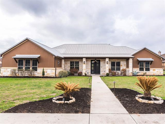 201 Eagle Valley Ln, Liberty Hill, TX 78642 (#9358183) :: The ZinaSells Group