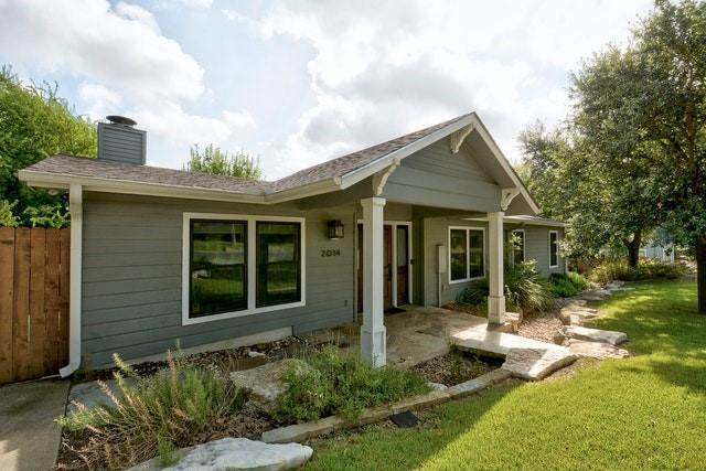 2014 Hamilton Ave, Austin, TX 78702 (#9363673) :: 12 Points Group