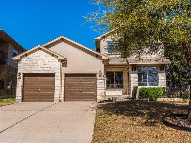 221 Saint Richie Ln, Austin, TX 78737 (#9390199) :: Ana Luxury Homes