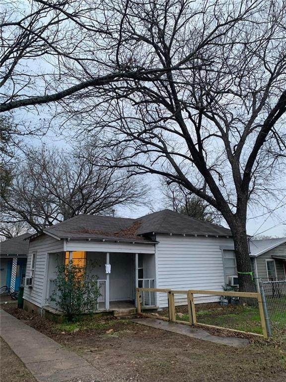 2305 E 17th St A, Austin, TX 78702 (#9407329) :: The Perry Henderson Group at Berkshire Hathaway Texas Realty