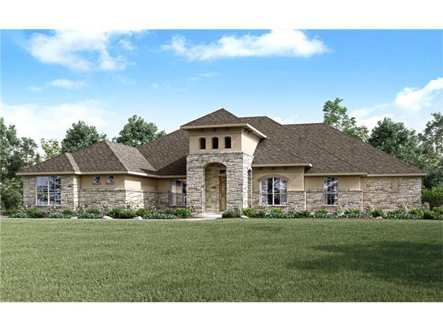 3309 Vista Heights Dr, Leander, TX 78641 (#9435037) :: Douglas Residential