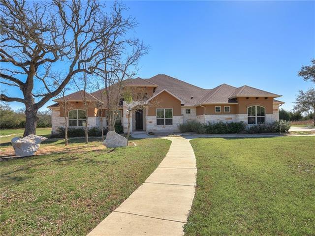109 E Majestic Oak Ln, Georgetown, TX 78633 (#9435856) :: The ZinaSells Group