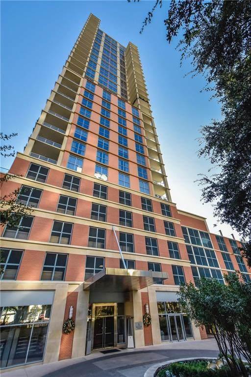 98 San Jacinto Blvd #609, Austin, TX 78701 (#9465916) :: Watters International