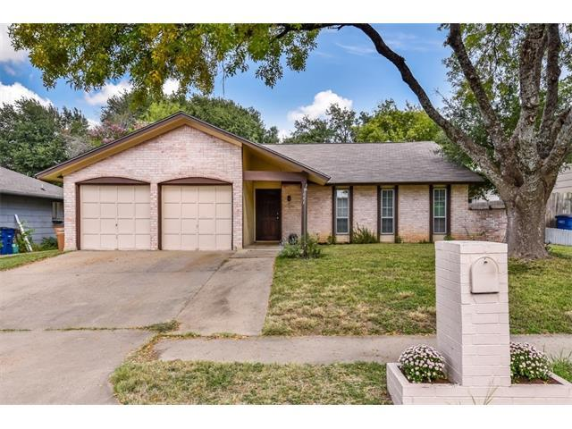 1406 Greenwich Dr, Austin, TX 78753 (#9477782) :: Papasan Real Estate Team @ Keller Williams Realty