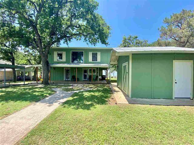206 S Chaparral, Burnet, TX 78611 (#9509546) :: Papasan Real Estate Team @ Keller Williams Realty