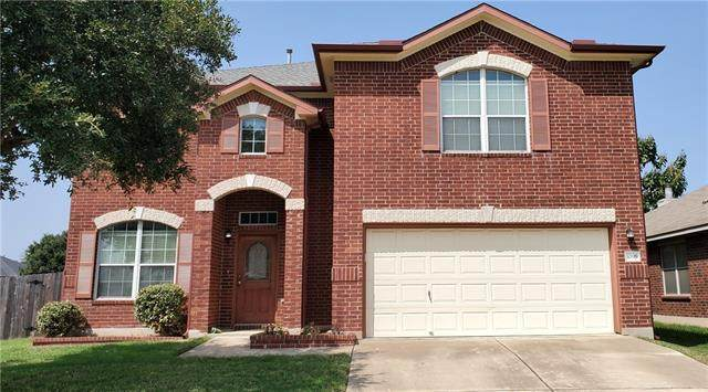 1095 Zeus Cir, Round Rock, TX 78665 (#9511270) :: The Heyl Group at Keller Williams