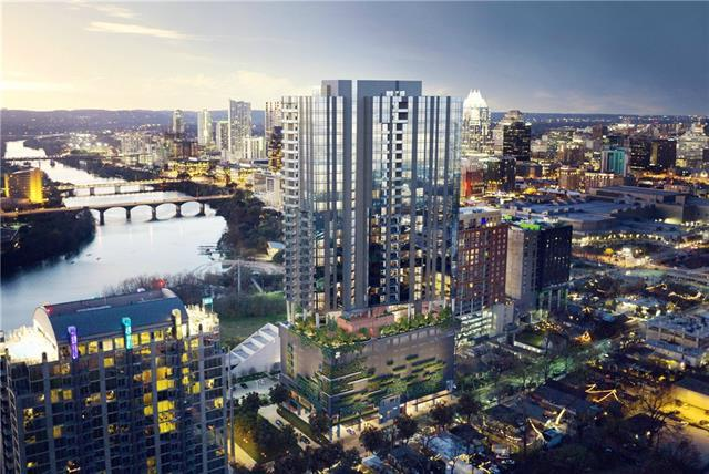 70 Rainey St #1409, Austin, TX 78701 (#9593838) :: Austin Portfolio Real Estate - Keller Williams Luxury Homes - The Bucher Group