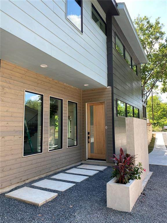 4517 S 2nd St A, Austin, TX 78745 (#9620469) :: The Summers Group