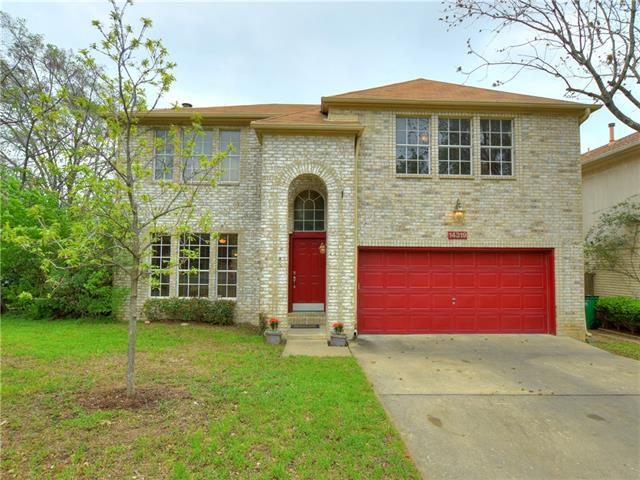 14319 Jennave Ln, Austin, TX 78728 (#9621944) :: The Perry Henderson Group at Berkshire Hathaway Texas Realty