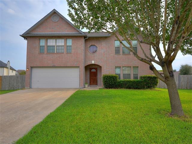 4505 Cisco Valley Dr, Round Rock, TX 78664 (#9622511) :: Watters International