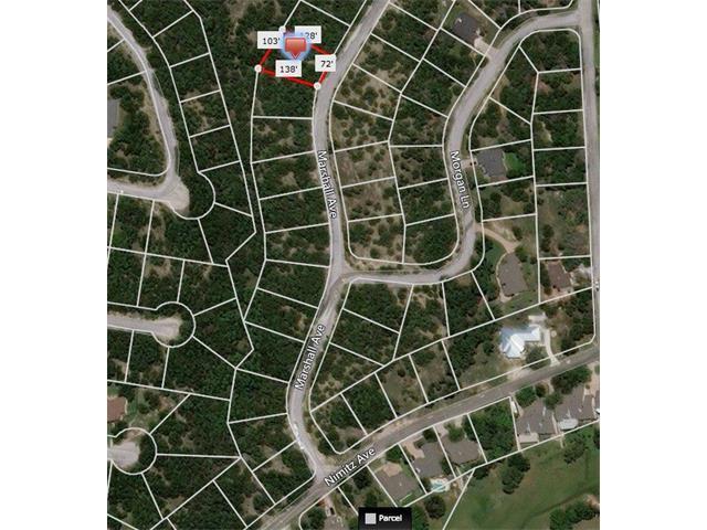 3110 Marshall Ave, Lago Vista, TX 78645 (#9626987) :: Papasan Real Estate Team @ Keller Williams Realty