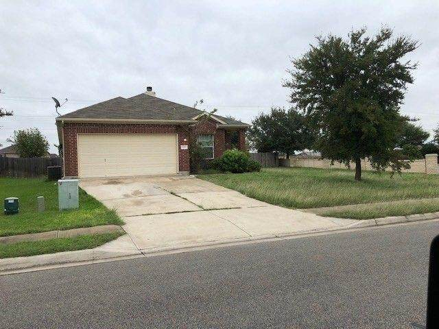 606 Wiley St, Hutto, TX 78634 (#9633295) :: Papasan Real Estate Team @ Keller Williams Realty