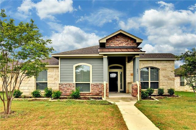 801 Bryce Canyon Dr, Pflugerville, TX 78660 (#9647761) :: The ZinaSells Group