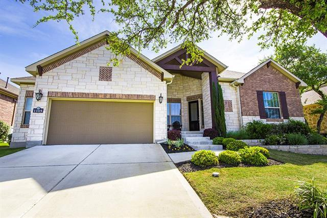 1105 Winding Way Dr, Georgetown, TX 78628 (#9651207) :: Papasan Real Estate Team @ Keller Williams Realty