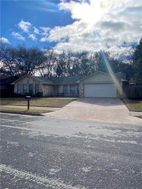 10503 Timbercrest Ln, Austin, TX 78750 (#9674282) :: The Heyl Group at Keller Williams