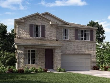 624 Sigourney Way, Leander, TX 78641 (#9685497) :: The Gregory Group