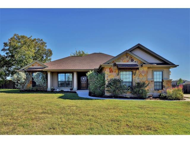 108 Angela Dr, Liberty Hill, TX 78642 (#9687979) :: The ZinaSells Group