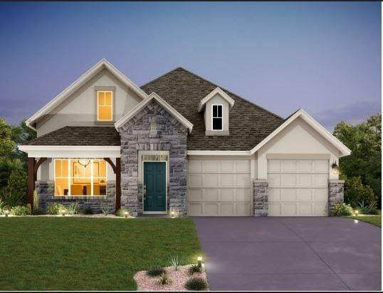 3828 Park Point Path, Round Rock, TX 78681 (#9693223) :: Zina & Co. Real Estate