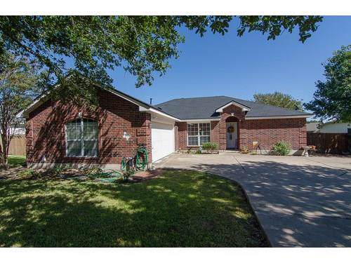 4302 North Dr, Taylor, TX 76574 (#9720542) :: Ana Luxury Homes