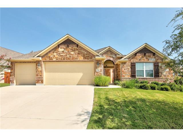 3116 Pasqueflower Pass, Pflugerville, TX 78660 (#9741318) :: The Heyl Group at Keller Williams