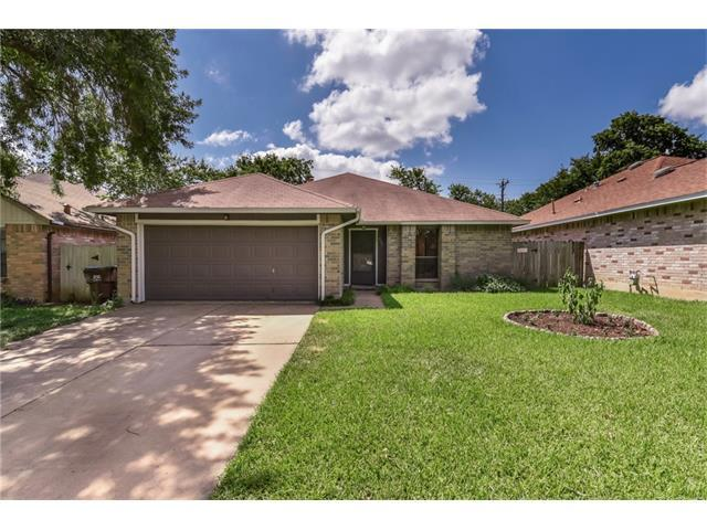 805 Saunders Dr, Round Rock, TX 78664 (#9769242) :: RE/MAX Capital City