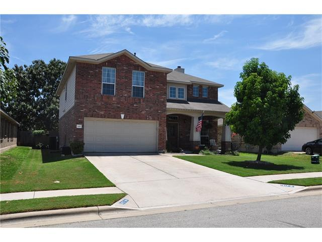 1417 Rainbow Parke Dr, Round Rock, TX 78665 (#9780868) :: The Heyl Group at Keller Williams