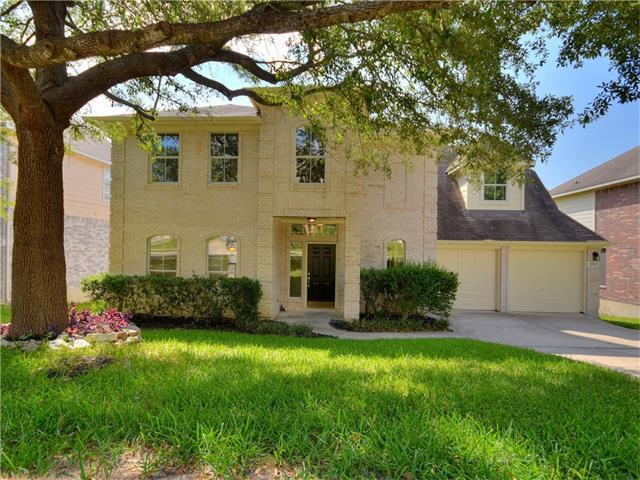 3705 Hawk Ridge St, Round Rock, TX 78665 (#9781549) :: Papasan Real Estate Team @ Keller Williams Realty