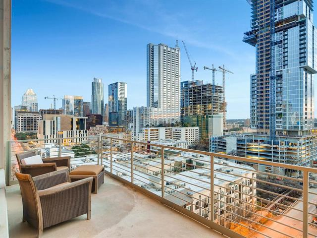 800 W 5th St #1109, Austin, TX 78703 (#9790280) :: Austin International Group LLC