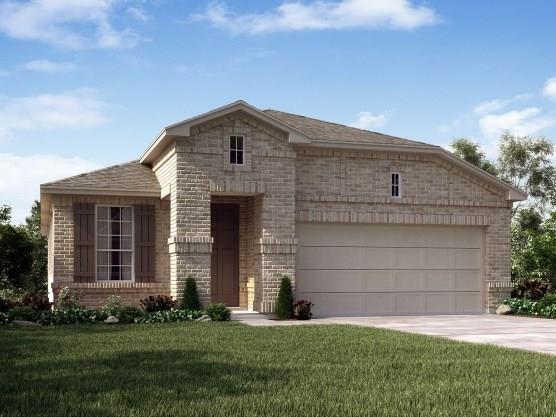2452 Hat Bender Loop, Round Rock, TX 78664 (#9798590) :: Papasan Real Estate Team @ Keller Williams Realty