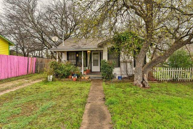 616 W Saint Johns Ave, Austin, TX 78752 (#9825710) :: The Perry Henderson Group at Berkshire Hathaway Texas Realty