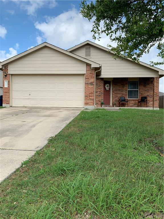 407 Quail Hollow Dr, Hutto, TX 78634 (#9827476) :: Realty Executives - Town & Country