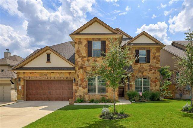 2420 Carretera Dr, Leander, TX 78641 (#9849282) :: Front Real Estate Co.
