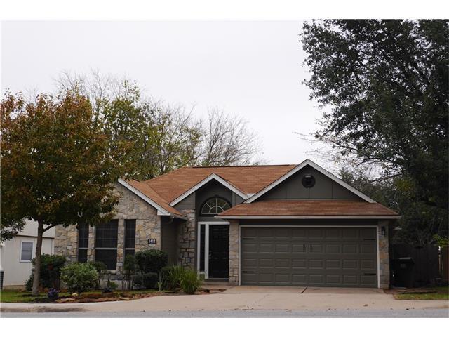 1411 E Logan St, Round Rock, TX 78664 (#9850372) :: RE/MAX Capital City