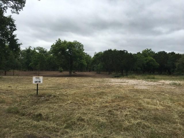 Lot 45 Buffalo Trl, Liberty Hill, TX 78642 (#9854954) :: Forte Properties